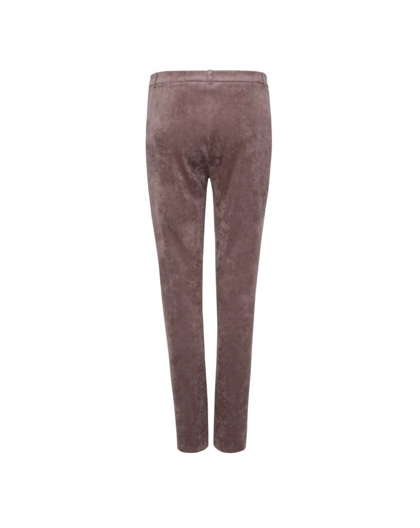 Spodnie w kolorze piaskowym