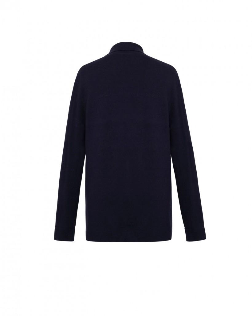 Sweter zapinany na guzik