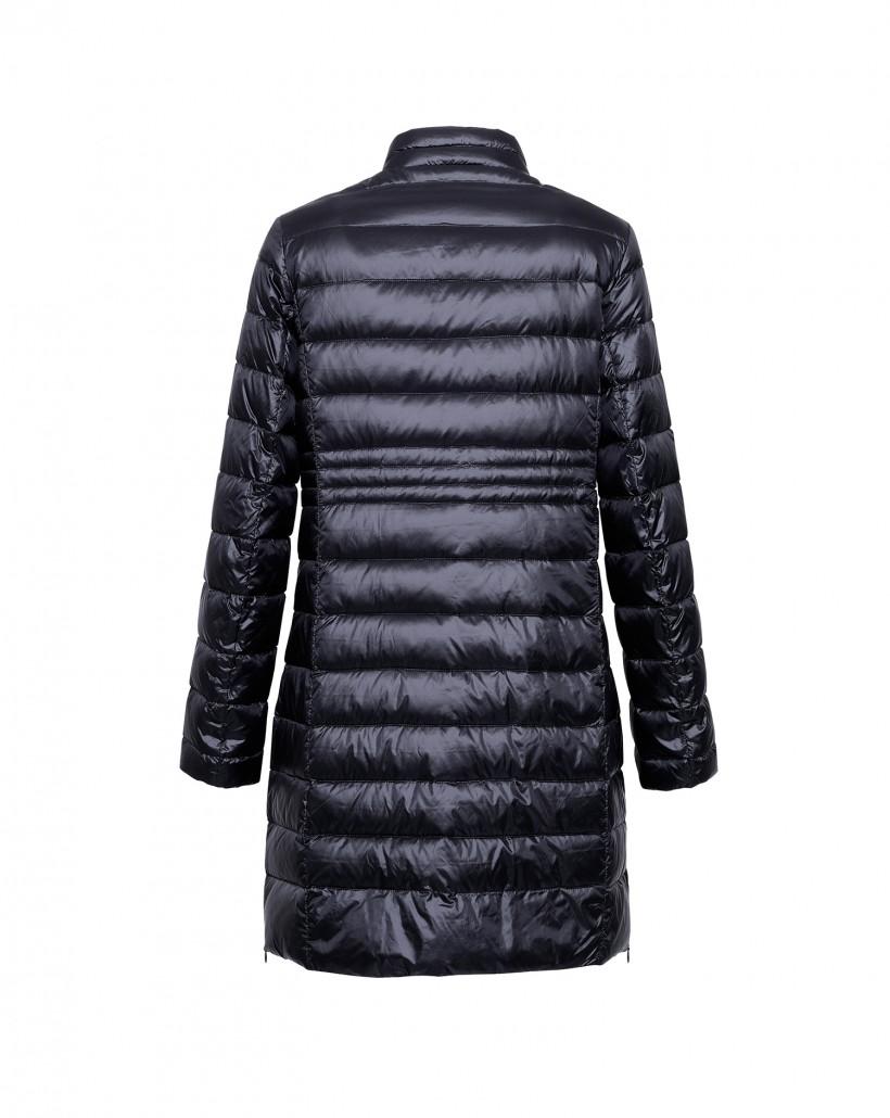 Pikowana puchowa kurtka