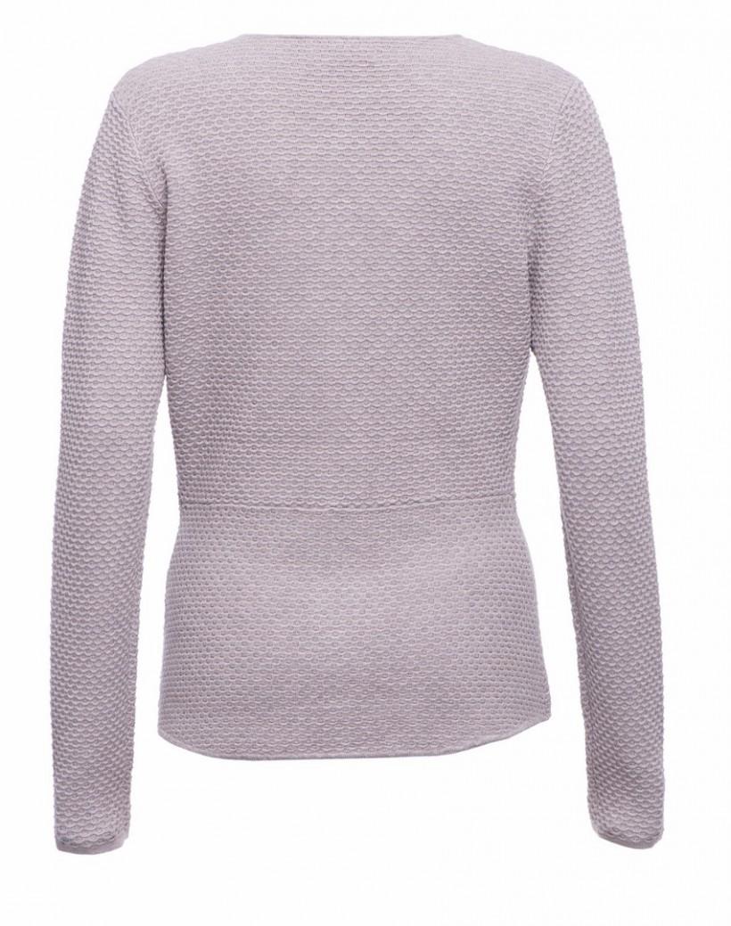 Sweter zapinany na suwak