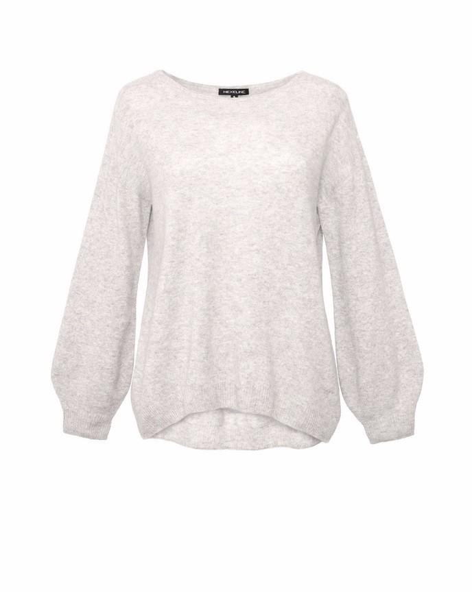 Miękki kaszmirowy sweter