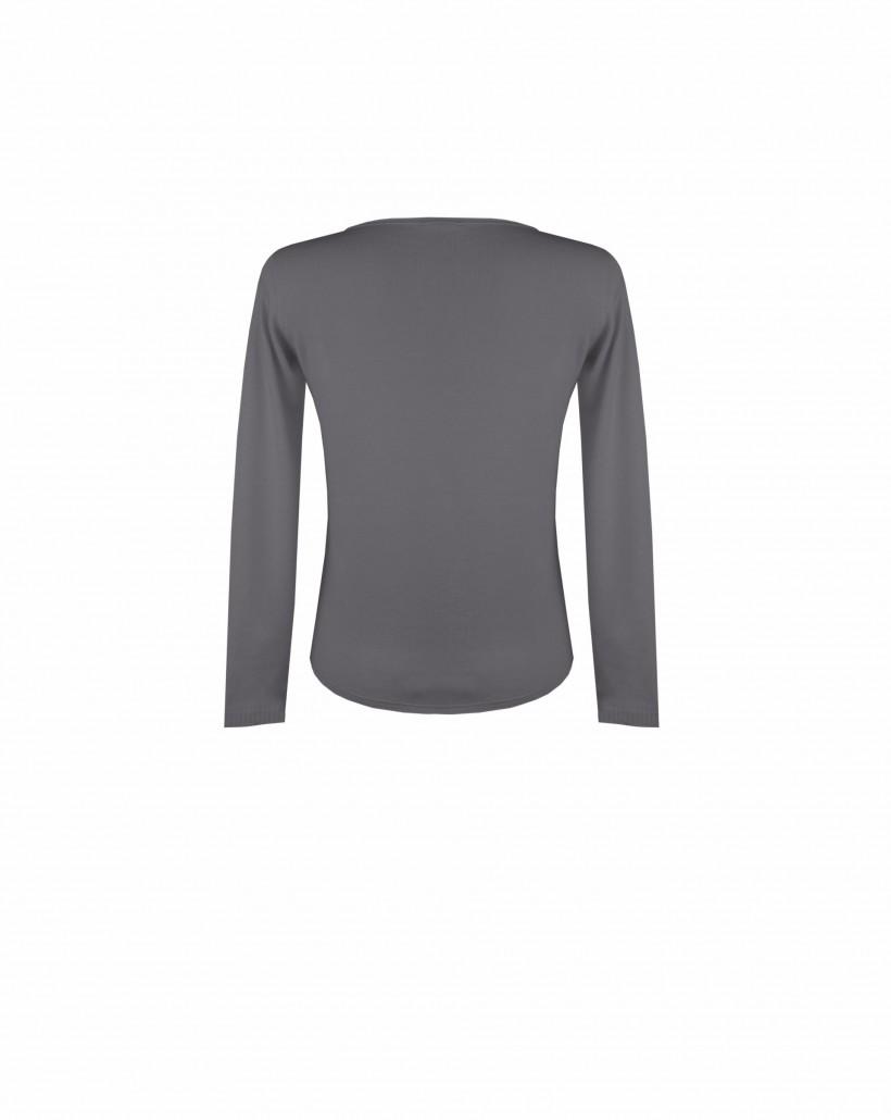 Sweter bluzka z długim rękawem