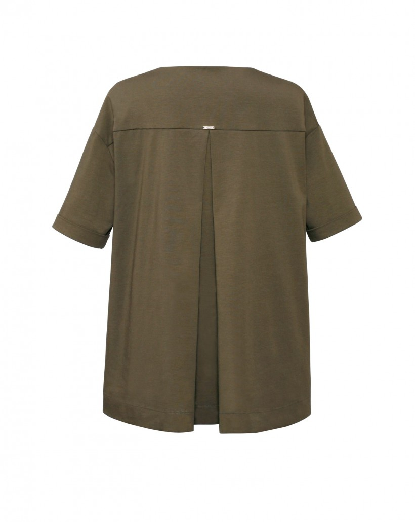 Luźna bluzka bawełniana