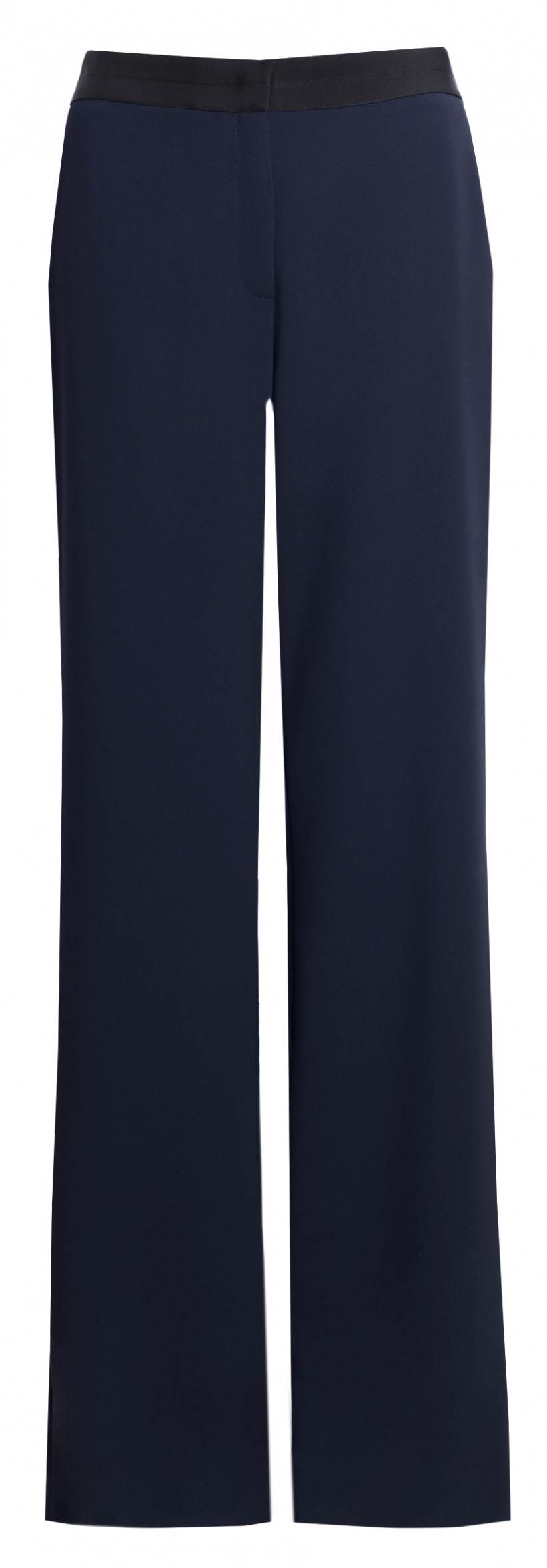 Spodnie z szerszymi nogawkami