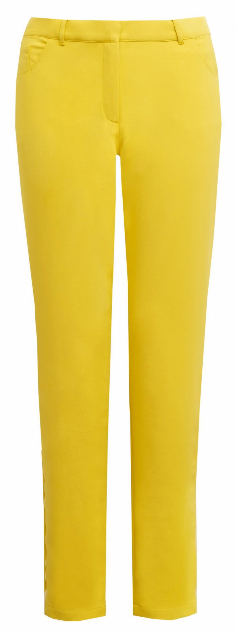 Spodnie z lampasami