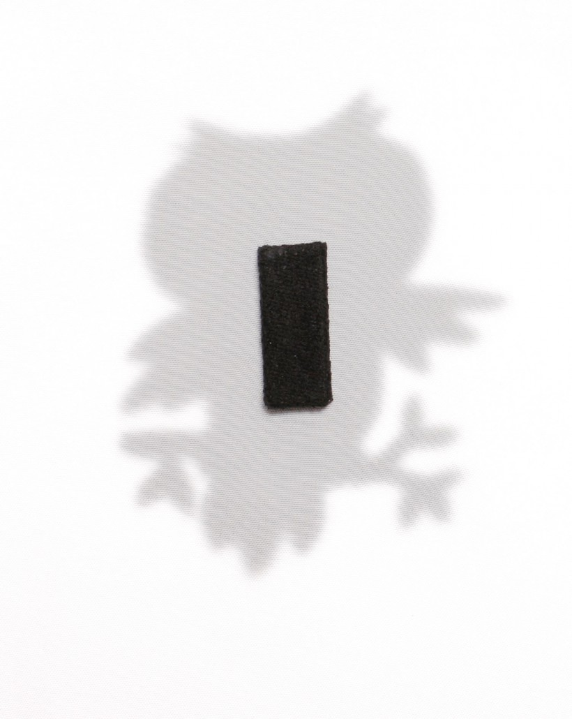 Broszka w kształcie sowy