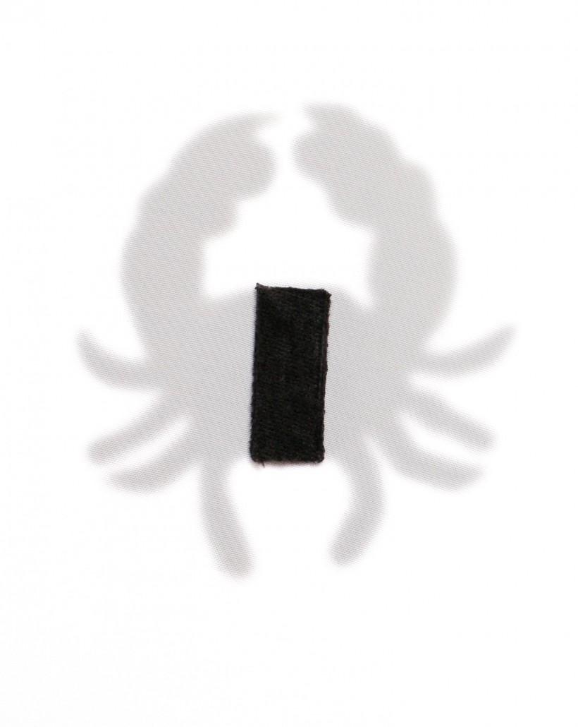 Broszka w kształcie kraba