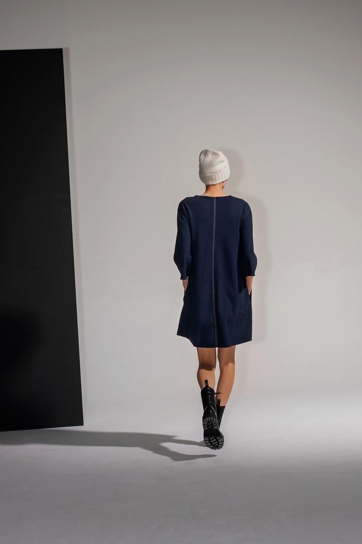 Wygodna sukienka o linii