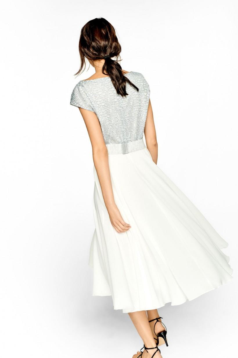 900b9945df Zwiewna sukienka wieczorowa - Sukienki - Wiosna Lato 2019 Hexeline ...