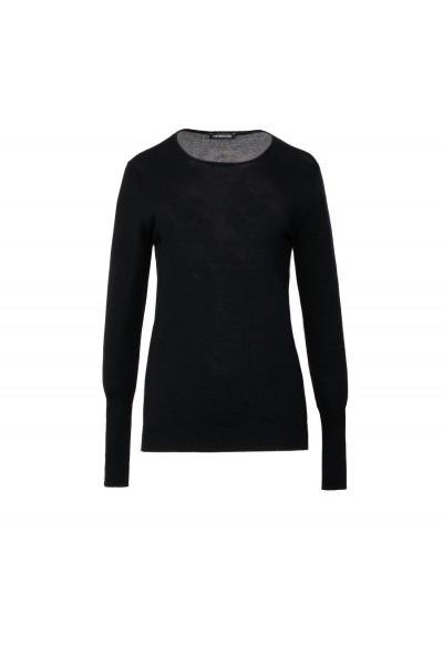 Sweter z wełny merynos