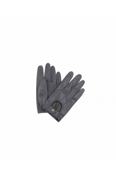 Krótkie rękawiczki skórzane