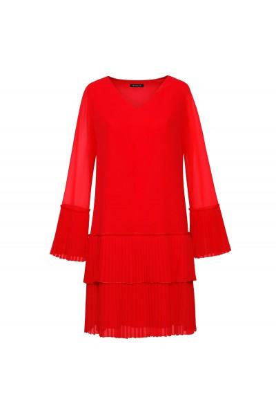 Sukienka w stylu retro