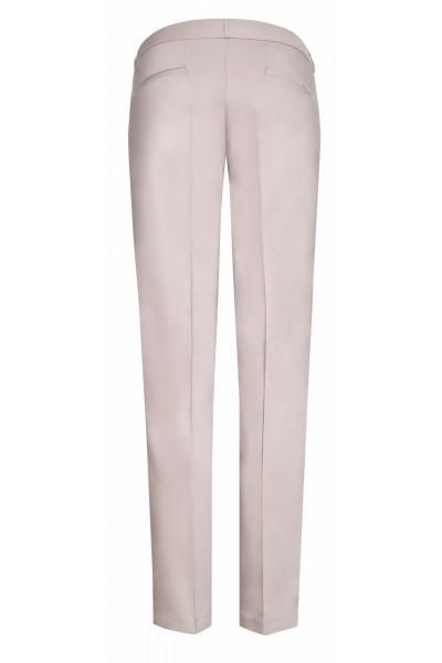 Spodnie z wąskimi nogawkami