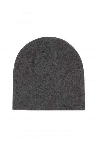 Dwustronna czapka z wełny i kaszmiru