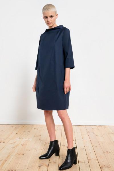 Bawełniana sukienka oversize