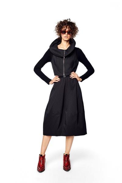 Bawełniana sukienka dwuczęściowa