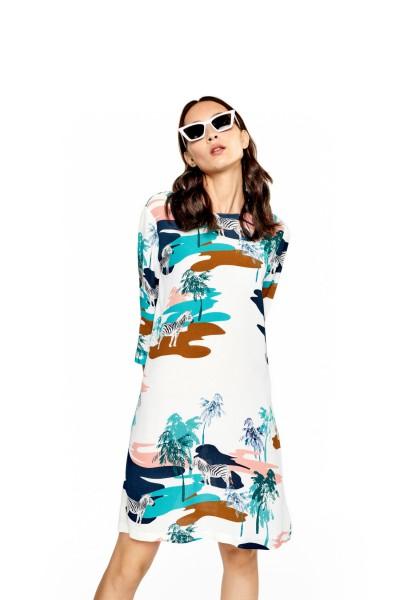77b08503b7 Sukienki - Wiosna Lato 2019 Hexeline Odzież damska
